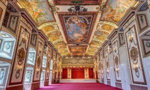 Walk with Haydn Esterhazy palace