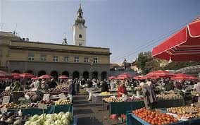 zagreb outdoor market